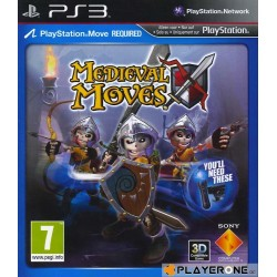 Medieval MOVE ( Move Only ) 127544  Playstation 3