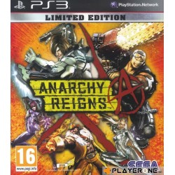Anarchy Reigns - LIMITED EDITION 127468  Playstation 3