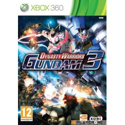 Dynasty Warriors Gundam 3 - Xbox 360  127406  Xbox 360