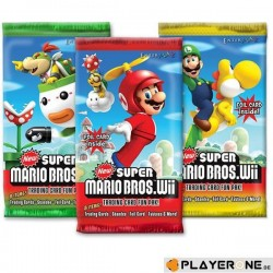 NINTENDO - Trading Card Super Mario Bros Wii ( Bte de 24 ) 127192  Dragon Ball