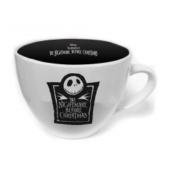NIGHTMARE BEFORE CHRISTMAS - Cappuccino Mug 630 ml 168381  Drinkbekers - Mugs