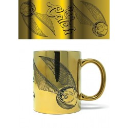 HARRY POTTER - Mettalic Mug 315 ml - I'm A Catch 168378  Drinkbekers - Mugs