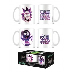 RICK & MORTY - Mug Set - 315 ml - Cosmic 168376  Drinkbekers - Mugs