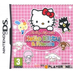 Hello Kitty and Friends Loving Life 127072  Nintendo DS