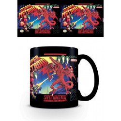 NINTENDO - Mug - 315 ml - Super Nintendo Super Metroid 168373  Drinkbekers - Mugs