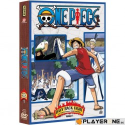 ONE PIECE DAVY BLACK FIGHT - Vol 1 (3DVD) 126452  Manga Films