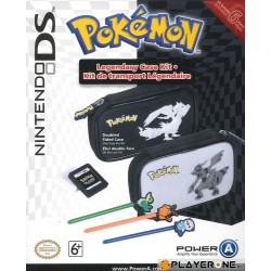 Official Nintendo Pokemon Black and White Evolution Case Kit 126278  Nintendo DS
