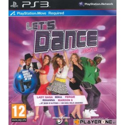 Dance Party with Mel B (MOVE) ( Let's Dance ) 126121  Playstation 3