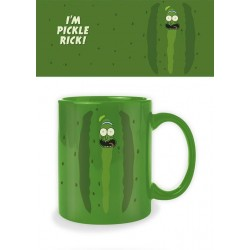 RICK & MORTY - Mug - 315 ml - Pickle Rick Green 168352  Drinkbekers - Mugs
