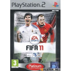 FIFA 11 (PLATINUM) 124952  Playstation 2