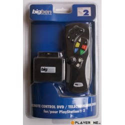 RETRO - DVD Remote PS2 - BigBen