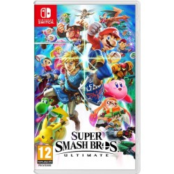 Super Smash Bros Ultimate 168339  Nintendo Switch