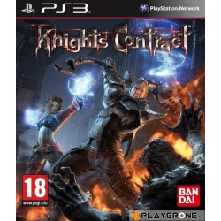 Knights Contract 124732  Playstation 3