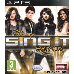 Disney Sing it Party Hits 3 124719  Playstation 3