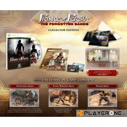 Prince of Persia : Les Sables Oubliés COLLECTOR EDITION - Xbox 360  124529  Xbox 360