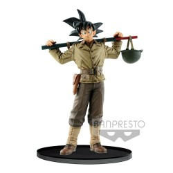 DRAGON BALL - Figurine BWFC Colosseum 2 - Vol 4 - So Goku - 18cm 171368  Dragon Ball