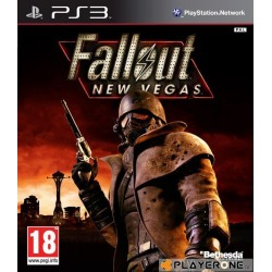 Fallout New Vegas 123945  Playstation 3
