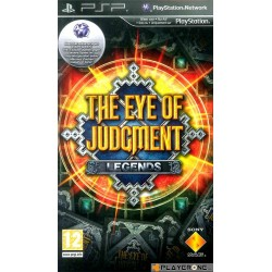 Eye of Judgement Legends 123748  PSP