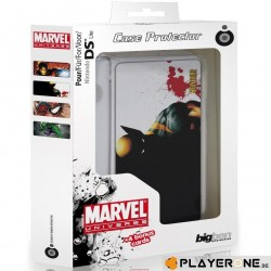 Polycarbonate Case + 4 Marvel Character Graphi Card DSI
