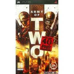 Army of Two : Le 40ème jour 123237  PSP