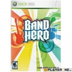 Band Hero ( Software Only ) 122713  Xbox 360