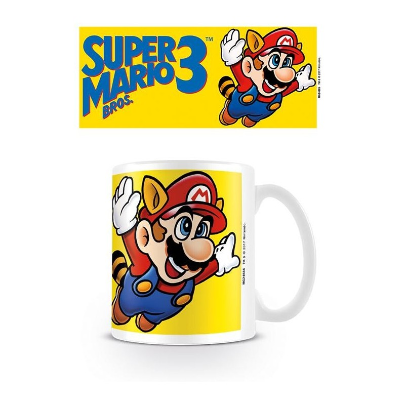 NINTENDO - Beker - 300 ml - Super Mario Boss 3