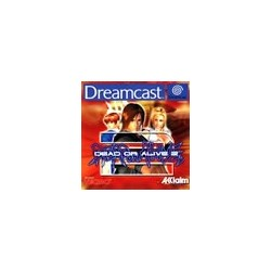 Dreamcast : Dead or Alive 2