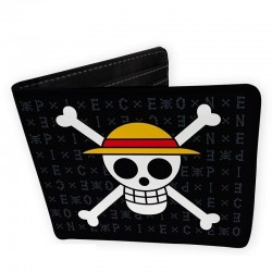 ONE PIECE - Vinyle Wallet - Skull Luffy 168218  Portefeuilles