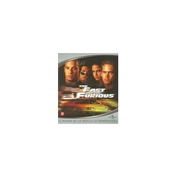 HD DVD - Fast and The Furious 116202  HD DVD