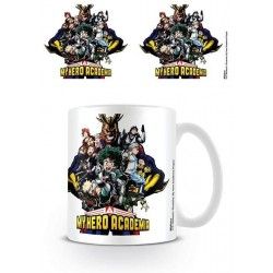 MY HERO ACADEMIA - Mug - 300 ml - Character Burst 168194  Drinkbekers - Mugs