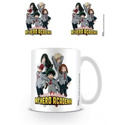 MY HERO ACADEMIA - Mug - 300 ml - School Pose 168193  Drinkbekers - Mugs