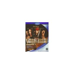 Blu Ray - Pirates of the Caribbean The Curse of the Black Pearl 114273  Blu Ray