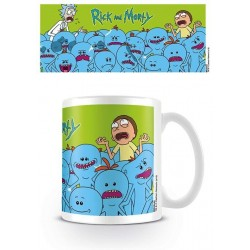 RICK & MORTY - Beker - 300 ml - Mr Meeseeks