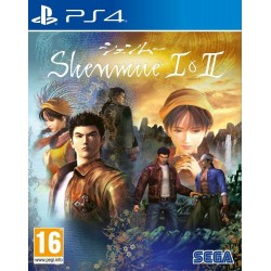 Shenmue I & II (JPN VOICE) - Playstation 4  168141  Playstation 4