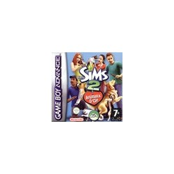 Les Sims 2 Pets 111756  Game Boy Advance