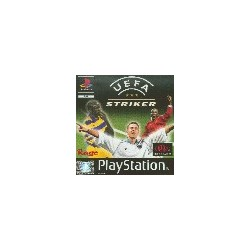 PSone - UEFA Striker 108601  Playstation