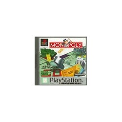 Monopoly (PLATINUM) 108539  Playstation