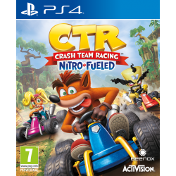 Crash Team Racing Nitro Fueled - Playstation 4  171346  Playstation 4