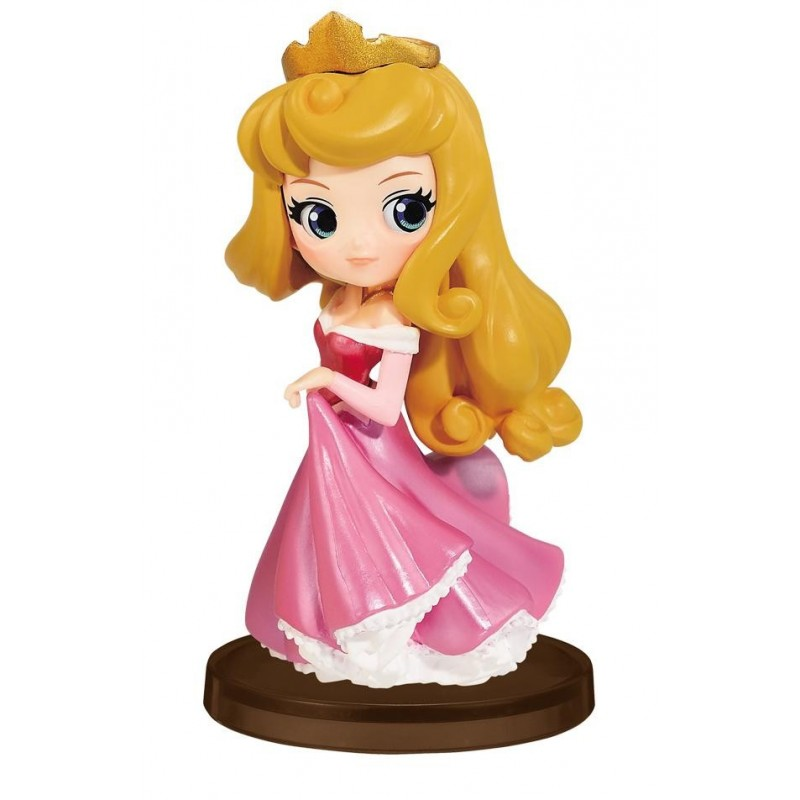 DISNEY - Q posket Mini Girls Festival - Princess Aurora - 7cm 168074  Disney