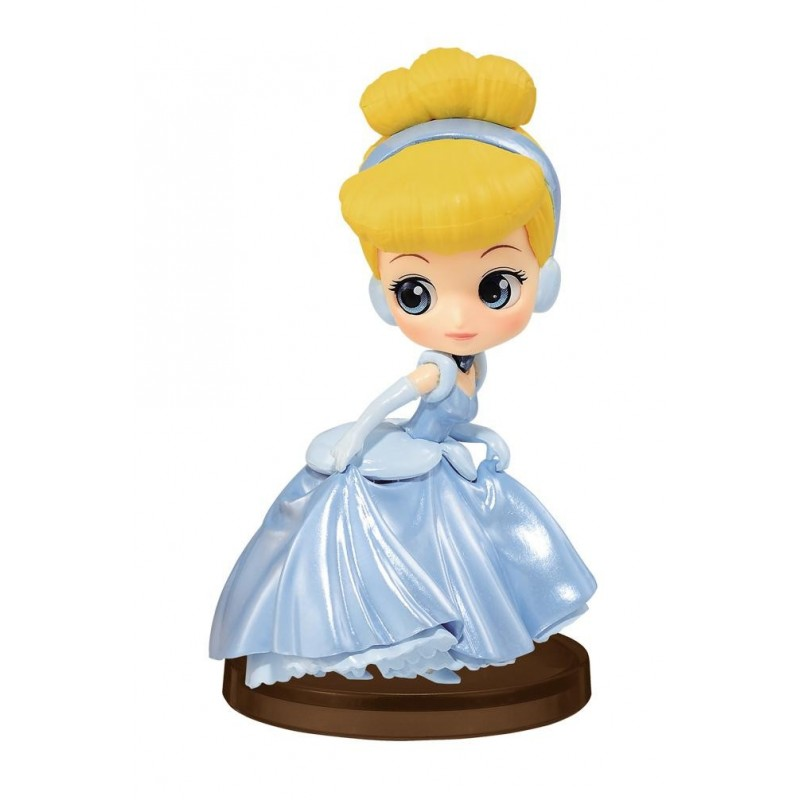 DISNEY - Q posket Mini Girls Festival - Cinderella - 7cm 168070  Disney