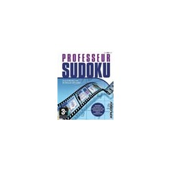 Professeur SUDOKU 104922  PC Games