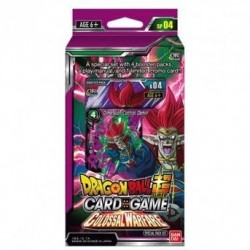 DRAGON BALL SUPER Card Games - Special Pack 04 / FR - Pce