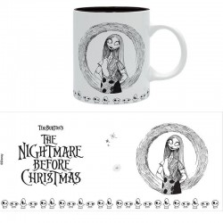 DISNEY - Beker 320 ml - Nightmare Before Christmas : Sally