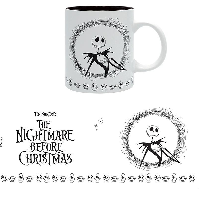 DISNEY - Mug 320 ml - Nightmare Before Christmas : Jack 168014  Nightmare Before Christmas