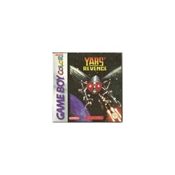 Yars'Revenge 102519  Game Boy Color