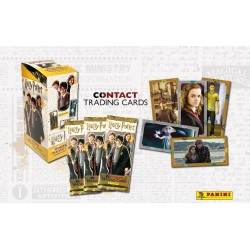 HARRY POTTER - Contact Trading Cards - Box 24 pcs 171337  Harry Potter