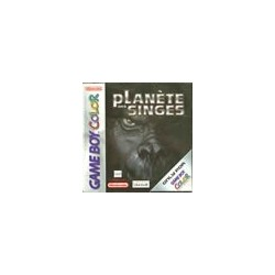 La Planète des Singes 102337  Game Boy Color