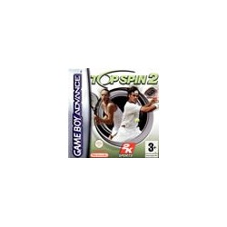 Top Spin 2 102082  Game Boy Advance