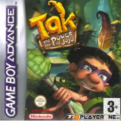 TAK and the Power of Juju 102024  Game Boy Advance