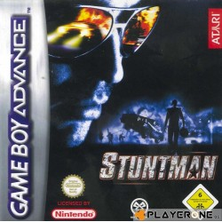 Stuntman 101965  Game Boy Advance